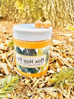 100% Organic Deep Conditioner For Hair, Anti Fall, Growth, S
