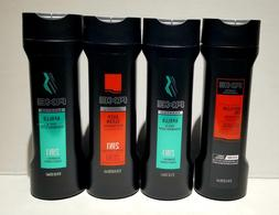 AXE 2 In 1 Shampoo and Conditioner & Adrenaline Deep Clean,