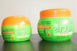 2 NEW Garnier Fructis Fortifying Deep Conditioner 3 Minute M