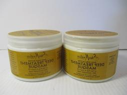 2 raw shea butter deep treatment masque