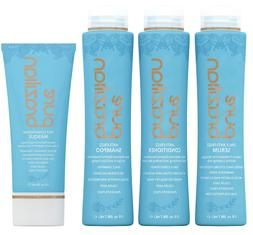 Pure Brazilian 4 Pc Home Care Travel Kit SHAMPOO Conditioner