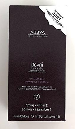 Aveda Invati ADVANCED box set of 2 refills Scalp Revitalizer
