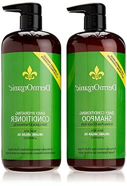 DermOrganic Shampoo and Conditioner Duo