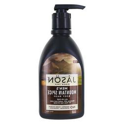 JASON Natural Products - Men's All-In-One Body Wash Mountain