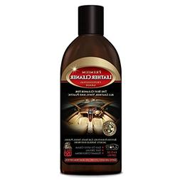 Leather and Vinyl Cleaner with Conditioner and Bonus Glove f