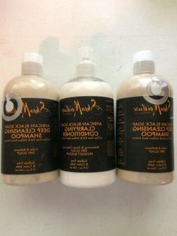 Shea Moisture African Black Soap Deep Cleansing Shampoo - 13