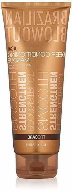 Brazilian Blowout Acai Deep Conditioning Masque - 8oz / 240m