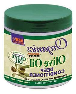 Africa`s Best Organics Olive Oil Deep Conditioner for Weak &