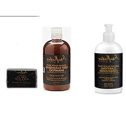 Shea Moisture African Black SUPER SET