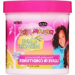 AFRICAN PRIDE DREAM KID OLIVE MIRACLE LEAVE-IN DEEP CONDITIO