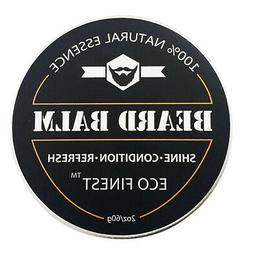 All Natural Beard Balm for Men - Deep Beard Conditioner With