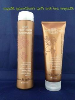 Brazilian Blowout Anti Frizz Shampoo 12 OZ and Acai Deep Con