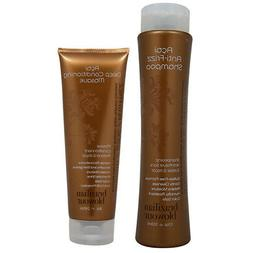 Brazilian Blowout Anti Frizz Shampoo and Acai Deep Condition