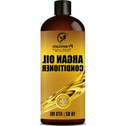 Argan Oil Deep Hair Conditioner Sulfate Free Gentle Natural