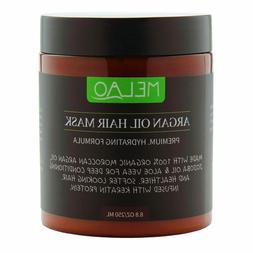 Argan Oil Hair Mask - Deep Conditioner 100% ORGANIC - Repair