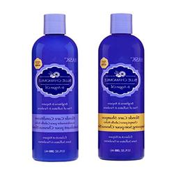HASK Blue Chamomile & Argan Oil Blonde Care Shampoo and Cond
