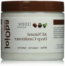 Eden BodyWorks Jojoba Monoi Deep Conditioner, 16 Ounce