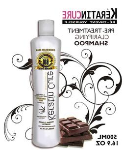 Keratin Cure Chocolate Biological Clarifying Anti-Residue Pu