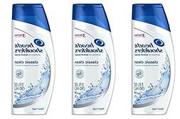 Head and Shoulders Classic Clean Anti-Dandruff Shampoo 3 oz