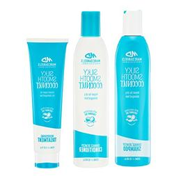 Coconut Oil Shampoo and Conditioner Sulfate Free with Hair R