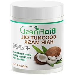 Biofinest Coconut Oil Hair Mask - with 100% Organic Shea But