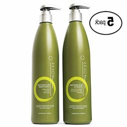Shampoo and Conditioner for Color Treated Hair - Sulfate Fre