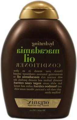 OGX Conditioner Hydrating Macadamia Oil  13 Ounce Bottle Hyd