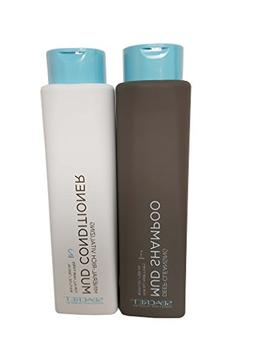 Seacret Deep Cleansing Mud Shampoo & Conditioner Set For All