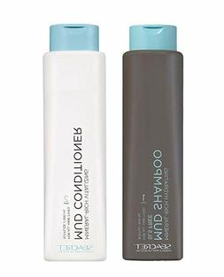 Seacret Deep Cleansing Mud Shampoo Conditioner Set For All H