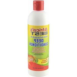 AFRICA'S BEST DEEP CONDITIONER / LEAVE IN CONDITIONER /AFRO