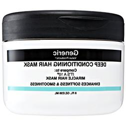 Generic Value Products Deep Conditioning Hair Mask Compare t