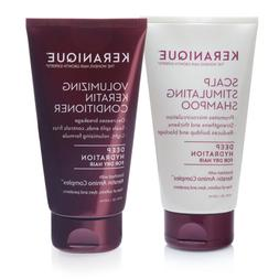 Keranique Deep Hydration Hair Growth Shampoo and Conditioner