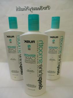 RUSK by Rusk DEEPSHINE SMOOTH KERATIN CARE SMOOTHING CONDITI
