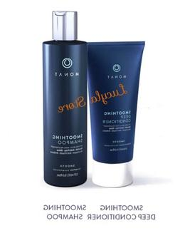 MONAT Hair Duo Smoothing Shampoo + Smooth Smoothing Deep Con