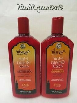 Hair Shield 450 Plus Deep Fortifying Shampoo - Sulfate Free
