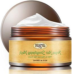Vitamins Hair Strengthening Mask Deep Conditioner - Thin Fin