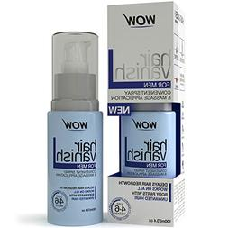 New WOW Hair Vanish For Men - All Natural Hair Removal Cream