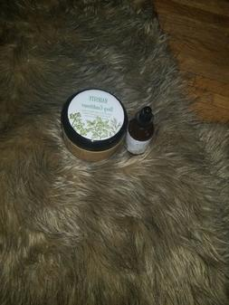 Homemade Hair Products Deep conditioner and herbal oil. 100%