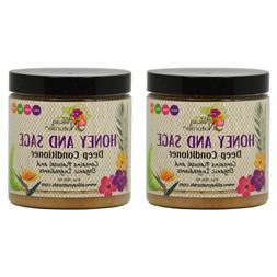 honey and sage deep conditioner 8oz pack