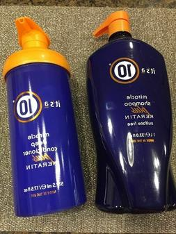 Its A 10 Miracle Deep Conditioner/SHAMPOO Plus Keratin for 1