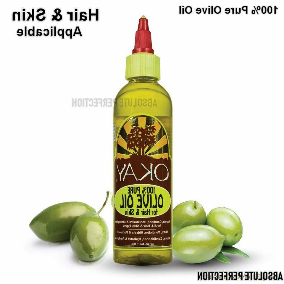 100 percent pure olive oil for skin