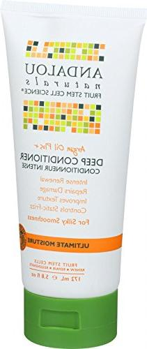 2 Packs of Andalou Naturals Conditioner - Ultimate Moisture