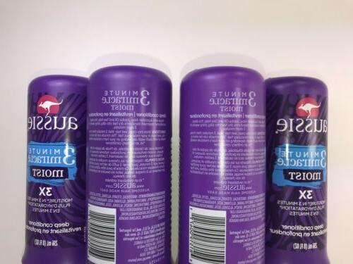 4 Miracle Moist Deep Conditioner, 8