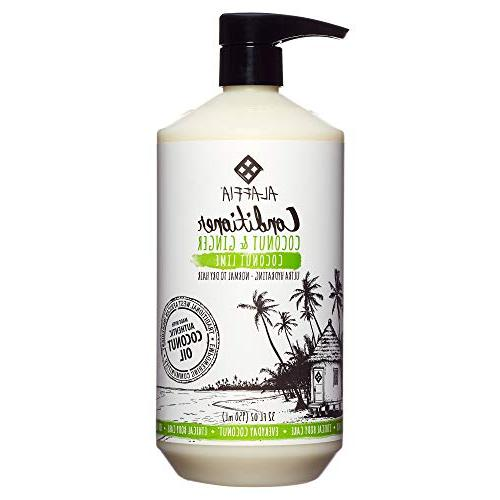 Alaffia - Everyday Coconut Conditioner, Normal to Dry Hair,