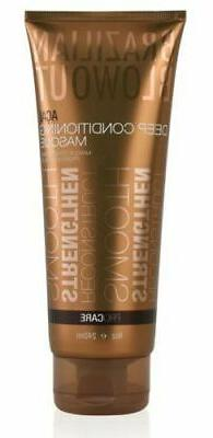 Brazilian Blowout Acai Deep Conditioning Masque - 8 oz **