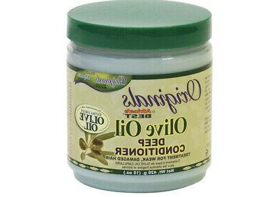 africas best olive oil deep conditioner 15