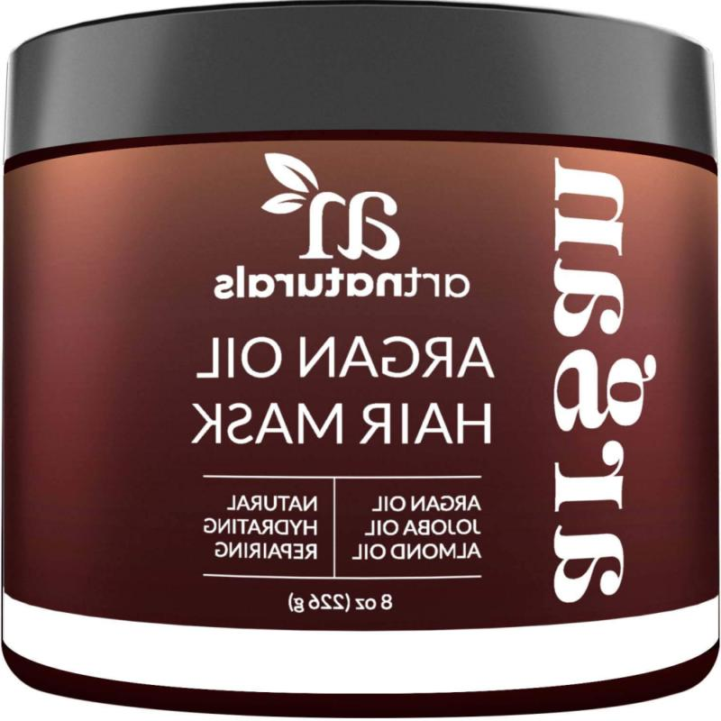 argan oil hair mask deep conditioner sulfate