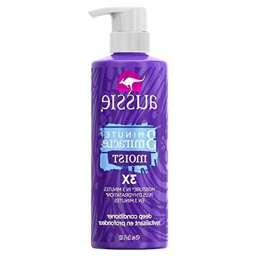 aussie 3 minute miracle moist deep conditioning