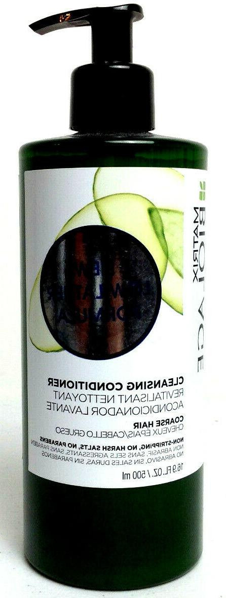 Matrix Biolage Cleansing Conditioner for Unisex Coarse Hair,
