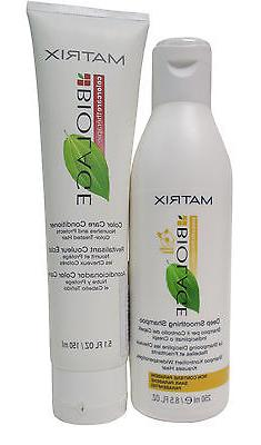 Matrix Biolage Deep Smoothing Shampoo and Color Care Conditi